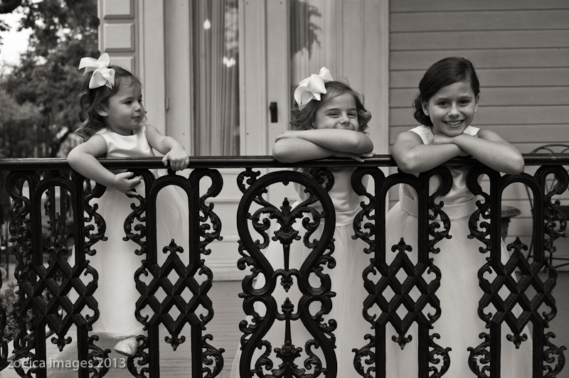 flower girls elms mansion wedding new orleans