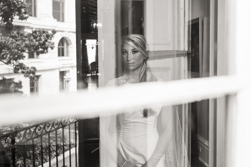 bridal portraits french quarter new orleans wedding photography