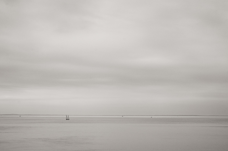 sailing on long island sound CT