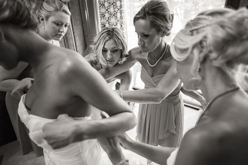 bridal preparation washington dc wedding