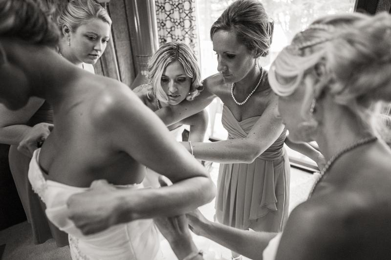 bridal preparation washington dc wedding
