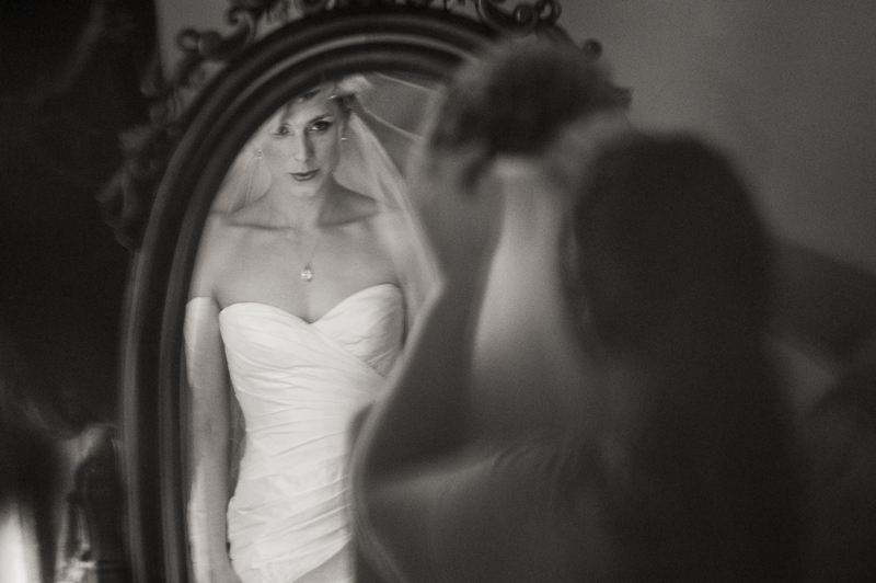 new orleans wedding photography bride preparation