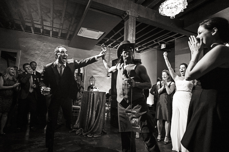 rockin dopsie jr band at new orleans wedding