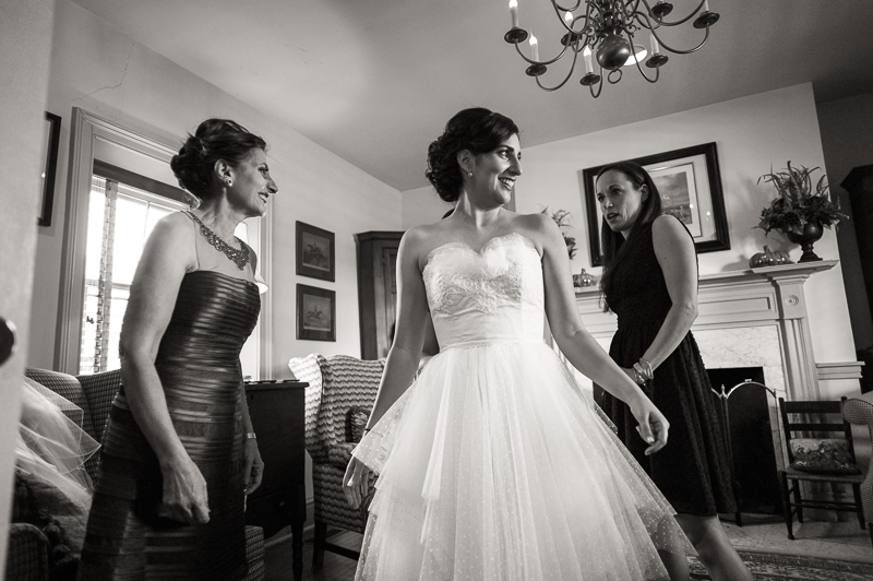 virginia wedding bridal preparation